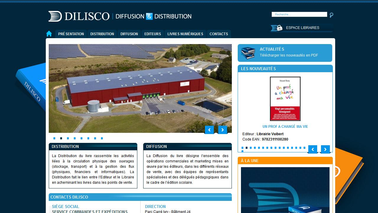 dilisco_site