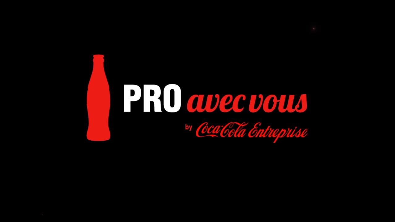 new-vizion_coca-cola entreprise_pro avec vous